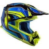 Шлем HJC FX-CROSS PISTON MC2
