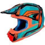 Шлем HJC FX-CROSS PISTON MC4