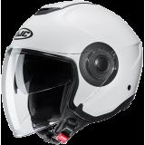 Шлем HJC i40 SEMI FLAT WHITE