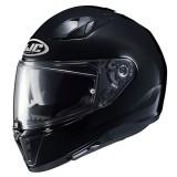 Шлем HJC i 70 METAL BLACK