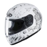 Шлем HJC CL-Y WAZO MC10 детский