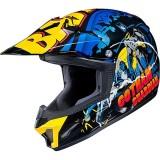 Шлем HJC CLXYII BATMAN DC COMICS MC23 детский