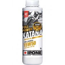 IPONE Full Power Katana 15W50 4T