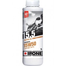 IPONE Масло 4Т 15.5 15W50 1L