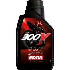 MOTUL 300V 4T Factory Line 15W50