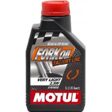 MOTUL FORK OIL FL V L 2.5W