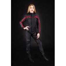 Комбинезон женский OSA Asteria Black-Red
