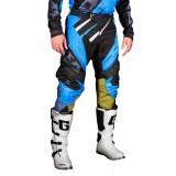 Мотоштаны OSA Motocross blue