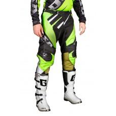 Мотоштаны OSA Motocross Green