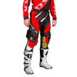 Мотоштаны OSA Motocross Red