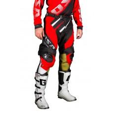 Мотоштаны OSA Motocross Red
