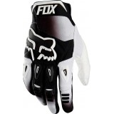 Перчатки Fox Pawtector white-black
