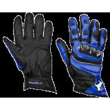Мотоперчатки MadBull A3 Blue