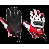 Мотоперчатки MadBull A6 Red