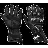 Мотоперчатки MadBull R5 Black