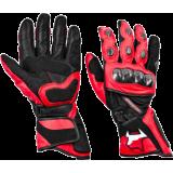 Мотоперчатки MadBull R5 Red