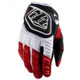 Перчатки TLD GP black-red