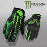 Перчатки Thor Monster Energy Green