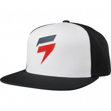 Бейсболка Shift Corp Hat Snapback White