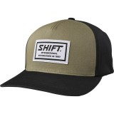 Бейсболка Shift Muse Snapback Hat Fatigue Green
