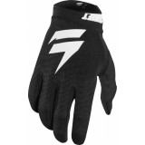 Мотоперчатки Shift White Air Glove Black