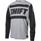 Мотоджерси Shift Recon Drift Strike Jersey Light Grey