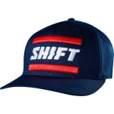 Бейсболка Shift Black Label Flexfit Hat Navy