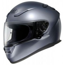 SHOEI XR-1100 CANDY PEARL GREY MET