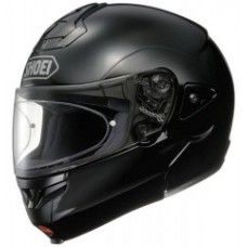 SHOEI MULTITEC PLAIN BLACK