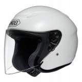 SHOEI J-WING PLAIN WHITE