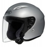 SHOEI J-WING CANDY LIGHT SILVER