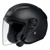 SHOEI J-WING CANDY MATT BLACK