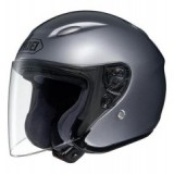 SHOEI J-WING CANDY PEARL GREY MET