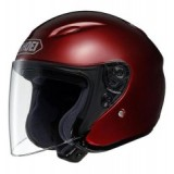 SHOEI J-WING CANDY WINE RED
