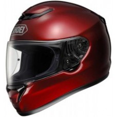 SHOEI QWEST CANDY WINE RED