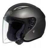SHOEI J-WING CANDY ANTHRACITE MET