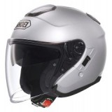 SHOEI J-CRUISE CANDY LIGHT SILVER