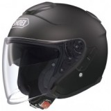SHOEI J-CRUISE CANDY MATT BLACK