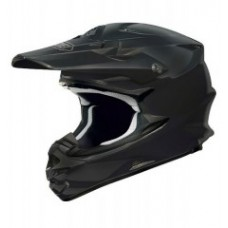 SHOEI VFX-W PLAIN MATT BLACK