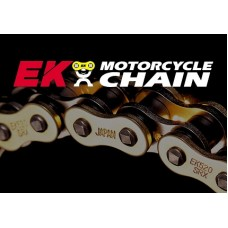 520 MVXZ2-118/C EK CUT CHAIN W/SKJ CHROME