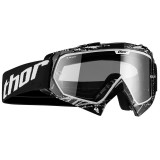 Очки Thor Enemy Splatter Black Goggle