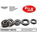 Комплект колесных подшипников TOURMAX WBK-075 6302*2 SUZUKI,YAMAHA