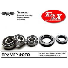 Комплект колесных подшипников и сальников TOURMAX WBK-168 6302*2 KAWASAKI
