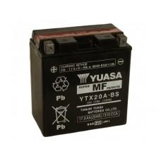 YUASA YTX20A-BS 12V 17Ah