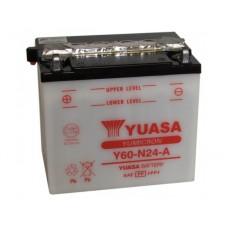 YUASA Y60-N24-A 12V 28Ah