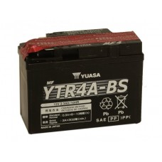 YUASA YTR4A-BS 12V 2.3Ah