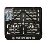 """Рамка для номера """"SUZUKI"""""""