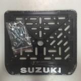 """Рамка номера нового образца """"Suzuki"""""""