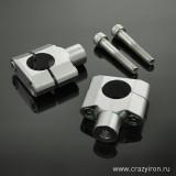 Стойки руля PRO D28mm, высота 50mm