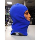 Подшлемник флис синий